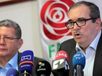 Antiguos comandantes de desmovilizada guerrilla de las FARC piden perdon