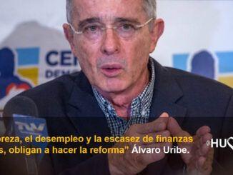 Reforma tributaria - Álvaro Uribe