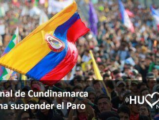 El Tribunal Administrativo de Cundinamarca ordena suspender las marchas del 28 de abril.