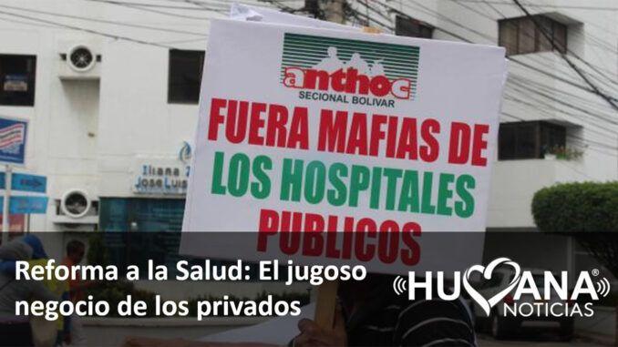 reforma a la salud en colombia